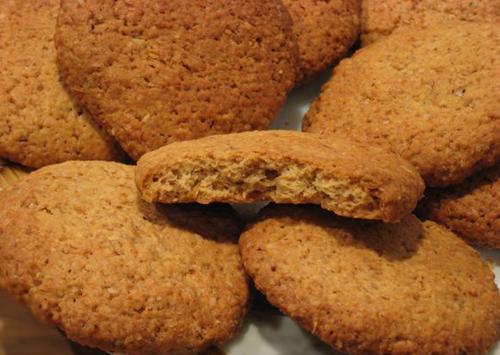 Классическое овсяное печенье рецепт