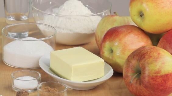 рецепт яблочной шаблотки