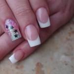 рисунки на ногтях для начинающих