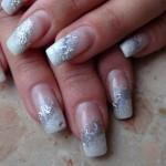 рисунки на ногтях в домашних условиях фото