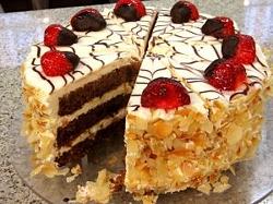 украшение тортов картинки