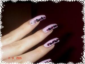 дизайн ногтей рисунок на ногтях