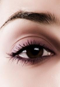 макияж для карих глаз в картинках