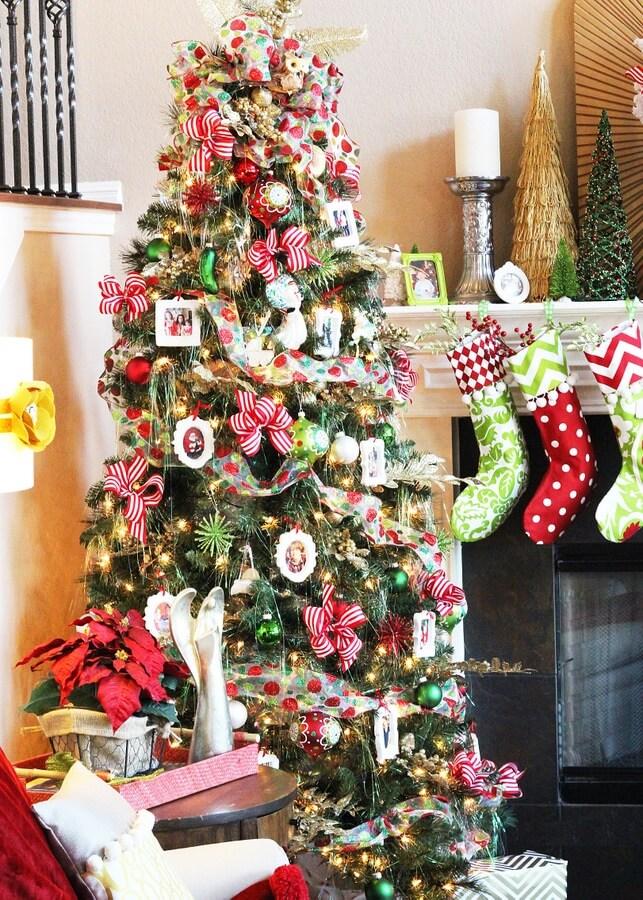 Как украсить новогоднюю елку 2016