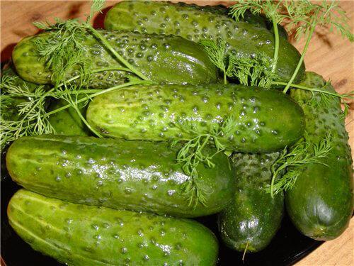 рецепты консервирования огурцов и салатов из огурцов