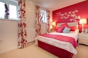 каким цветом покрасить спальню