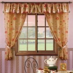 шторы для кухни в картинках