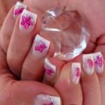 как делать рисунки на ногтях в домашних условиях