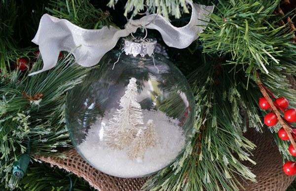 шарик на елку своими руками идеи